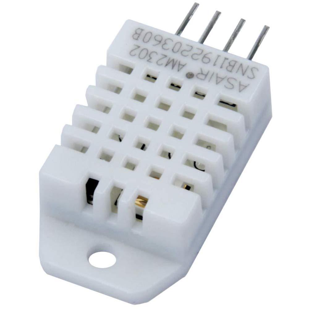 TeOhk DHT22 AM2302 Digitale Temperatursensor und Luftfeuchtigkeitssensor mit geringem Stromverbrauch und langer /Übertragungsreichweite f/ür