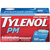 Tylenol PM Extra Strength Caplets, 150 Count