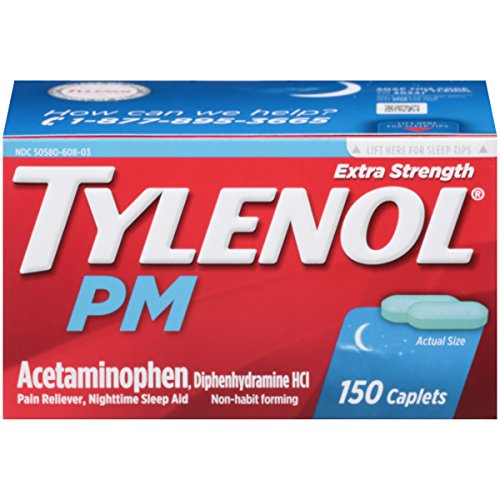 Which are the best tylenol pm pain reliever sleep aid available in 2020?
