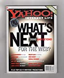 img - for Yahoo! Internet Life Magazine - December, 1999. Computer History Ephemera. Vinton Cerf, Tim Berners-Lee, Internet Sci-fi, Alan Dershowitz, Roger Ebert, Robert Coover book / textbook / text book