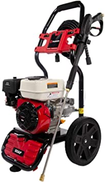 Petrol Pressure Washer - Runner-Up Best Petrol Pressure Washer
