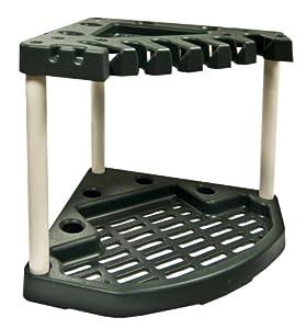 plano molding 9123 corner tool rack home improvement. Black Bedroom Furniture Sets. Home Design Ideas