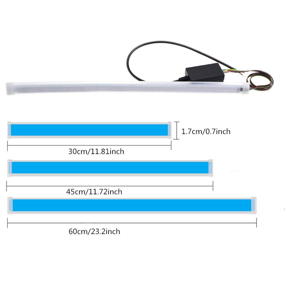 Strisce di luci LED per Auto Flessibili lymty Impermeabili Impermeabili