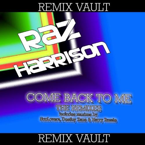 Come Back to Me (Destiny Zane Bass Burst Instrumental)