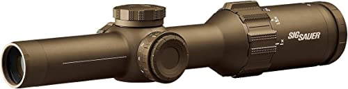 Sig Sauer TANGO6T Scope, 1-6x24mm