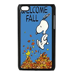 Snoopy Hard Case Cover Skin Phone Case Protective Case 163 FOR IPod Touch 4th At ERZHOU Tech Store