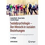 Sozialpsychologie: Der Mensch in sozialen Beziehungen: Interpersonale und Intergruppenprozesse (German Edition)