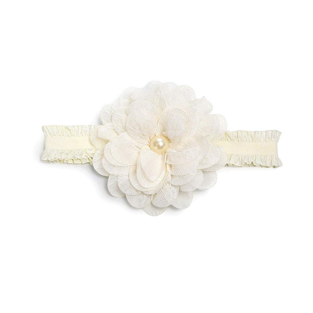 Cute s/ü/ß Kleinkind Infant M/ädchen Circle Turban Blume Knoten Stirnband Stretch Haarband Headwear Zubeh/ör Huhu833 Baby Stirnb/änder