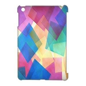 C-Y-F-CASE DIY Design Colourful World Pattern Phone Case For iPad Mini