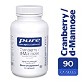 Pure Encapsulations – Cranberry/d-Mannose – Hypoallergenic Supplement to Support Urinary Tract Health* – 90 Capsules For Sale