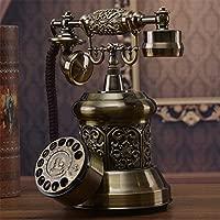 Vintage Retro Teléfono El tocadiscos antiguos continental ...