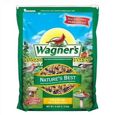 Wagner's 62069 Nature's Best Blend, 6-Pound Bag
