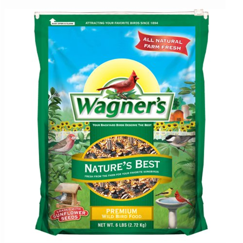 Wagner's 62069 Nature's Best Blend, 6-Pound Bag