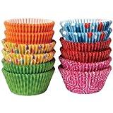 wilton baking cups - Wilton 415-8124 300/Pack Baking Cup, Seasons, Standard