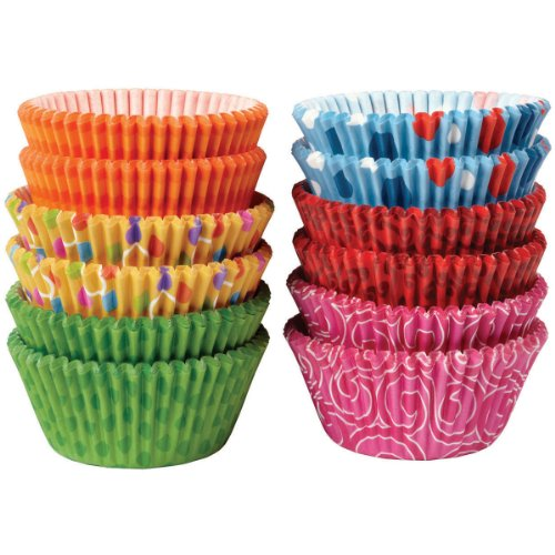 wiltons cupcake liners - 8
