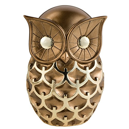 ORE International K-4273D Mystic Owl Decorative Figure, 8