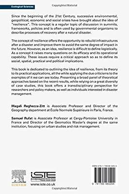 Resilience Imperative: Magali Reghezza: Amazon com au: Books