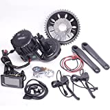 Cheap Bafang BBS03/BBSHD Lastest Model 48V 1000W Ebike Electric Bicycle Motor 8fun Mid Drive Electric Bike Conversion Kit