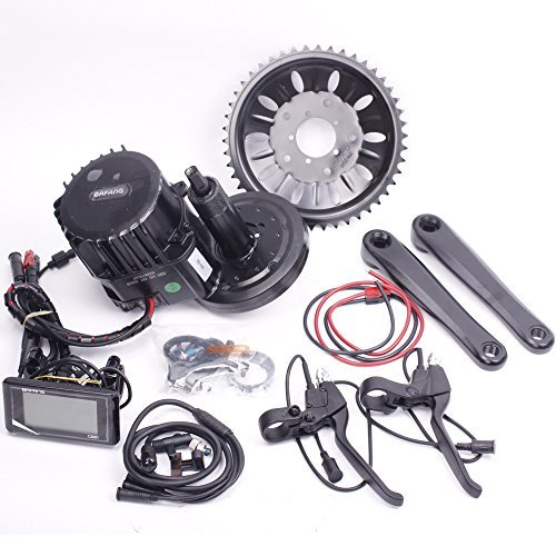 Bafang BBS03/BBSHD Lastest Model 48V 1000W Ebike Electric Bicycle Motor 8fun Mid Drive Electric Bike Conversion Kit