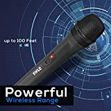 Portable VHF Wireless Microphone System