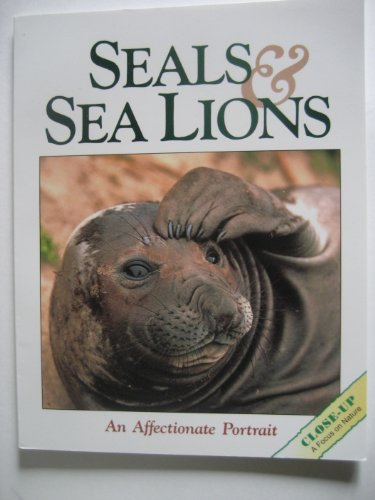 Seals & Sea Lions: An Affectionate Portrait (Close Up)