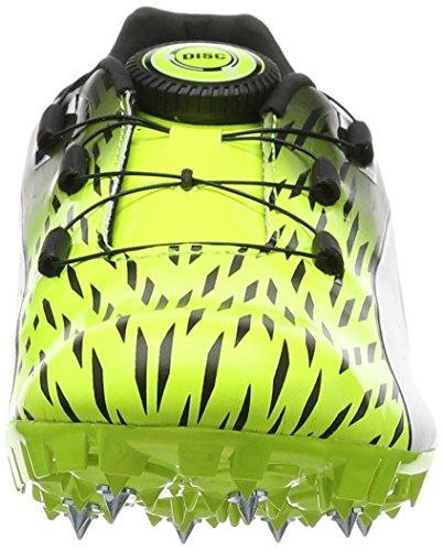 safety Deporte Para Puma Zapatillas Disc Yellow Adulto Exterior white De Evospeed Amarillo 3 Unisex black wYXPXxqS