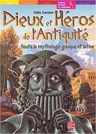 Les Héros de la mythologie grecque et latine par Odile Gandon