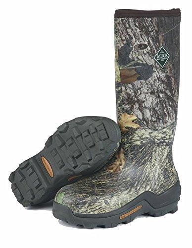 Muck Boots Men's Waterproof Mossy Oak Break-Up Woody Elite M