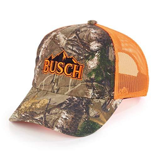 Busch Signature Camo Hat