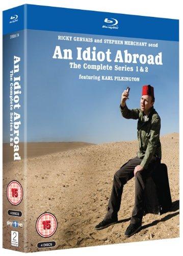 Idiot Abroad: Box Set Series 1 & 2 [Blu-ray]