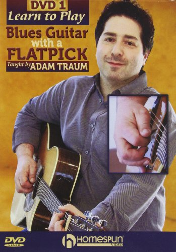 Learn Play Blues Guitar Flatpick