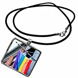 Best Pride Necklaces With Rectangles - 3dRose Danita Delimont - Flags - Gay Pride Review