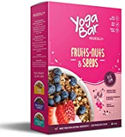 Yogabar Muesli+ Wholegrain Breakfast Muesli