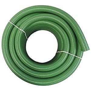 """HydroMaxx® Flexible PVC Manguera de aspiración (1""""de diámetro., 100ft)"""