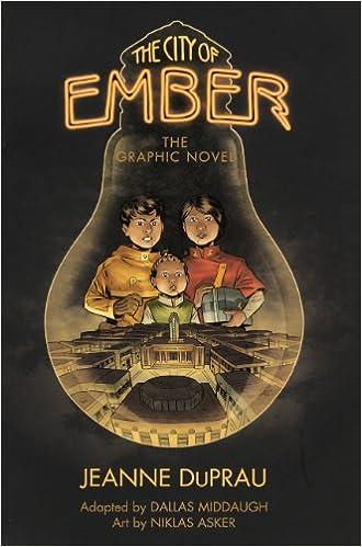 Amazon Com The City Of Ember The Graphic Novel Turtleback School Library Binding Edition 9780606268103 Duprau Jeanne Asker Niklas Books