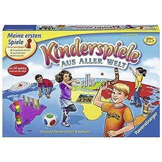"""Ravensburger Kinderspiele 21441 - """"Kinderspiele aus aller Welt"""" – Spielesammlung für Kinder von 4-7 Jahren 9"""
