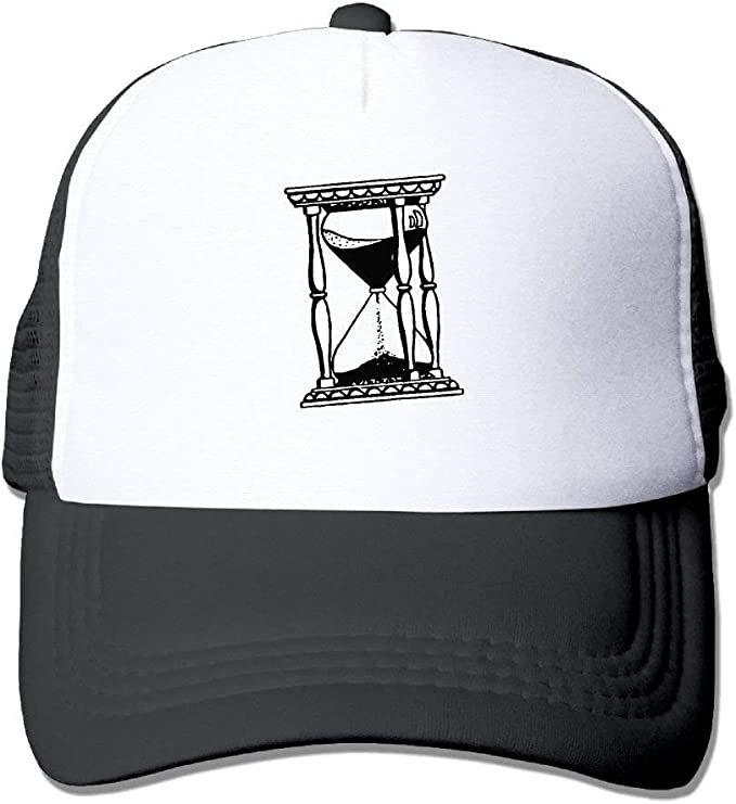 Reloj de Arena Unisex Dibujo de Adultos Sombrero de Malla ...