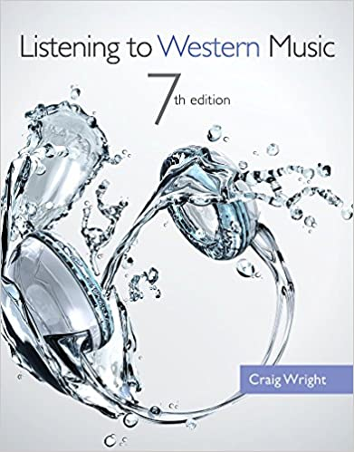 Listening to western music with introduction to listening cd listening to western music with introduction to listening cd 7th edition fandeluxe Images