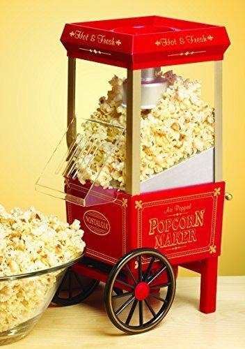 vintage air popcorn machine - 9