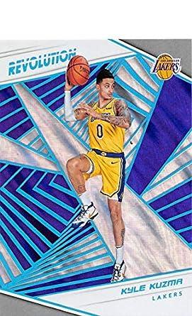 wholesale dealer d0bcf d5246 Amazon.com: 2018-19 Panini Revolution Lava Basketball #60 ...