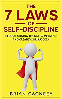 Self Discipline Confident Discipline Motivation Essentialism ebook product image