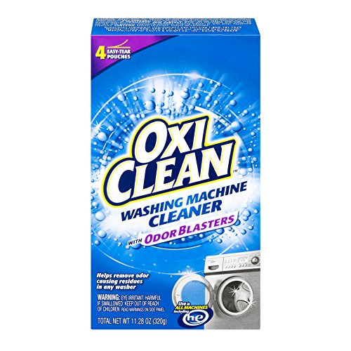 OxiClean Washing Machine Cleaner, 4 Count (2)
