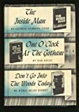 The Inside Man, George Harmon Coxe, 0394490967