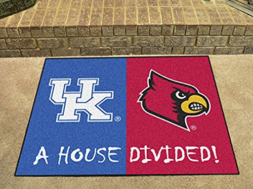(Wholesale House Divided Mat House Divided: Kentucky / Louisville 34