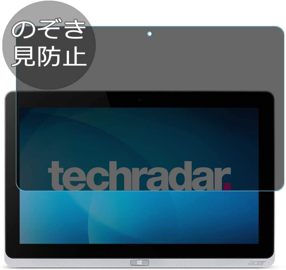 """Synvy Privacy Screen Protector Film for Acer Iconia Tab W700 11.6"""" Anti Spy Protective Protectors [Not Tempered Glass]"""