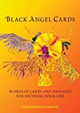 img - for Black Angel Cards: 36 Oracle Cards and Messages for Diving Your Life book / textbook / text book