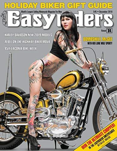 Rider Magazine - Easyriders