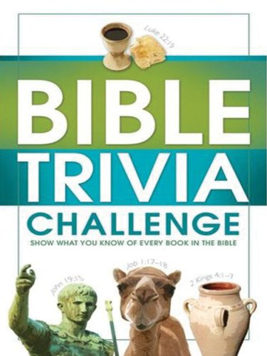 - Bible Trivia Challenge: 2,001 Questions from Genesis to Revelation