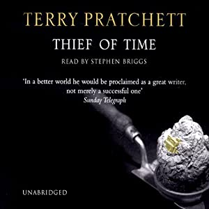 Thief of Time Audiobook