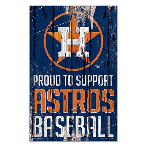 Mlb Houston Astros Sign - 4